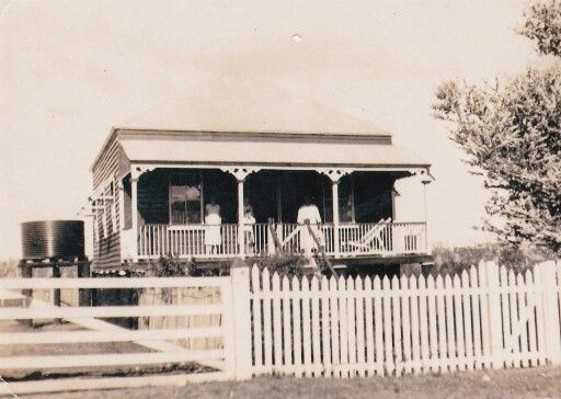 South East Queensland house.