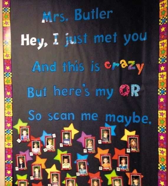 Elementary Technology Bulletin Boards | are on the fourth-grade bulletin board at Artondale Elementary ...
