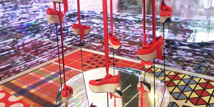 Galeria Melissa + Vivienne Westwood Anglomaia - Phoenix Wharf