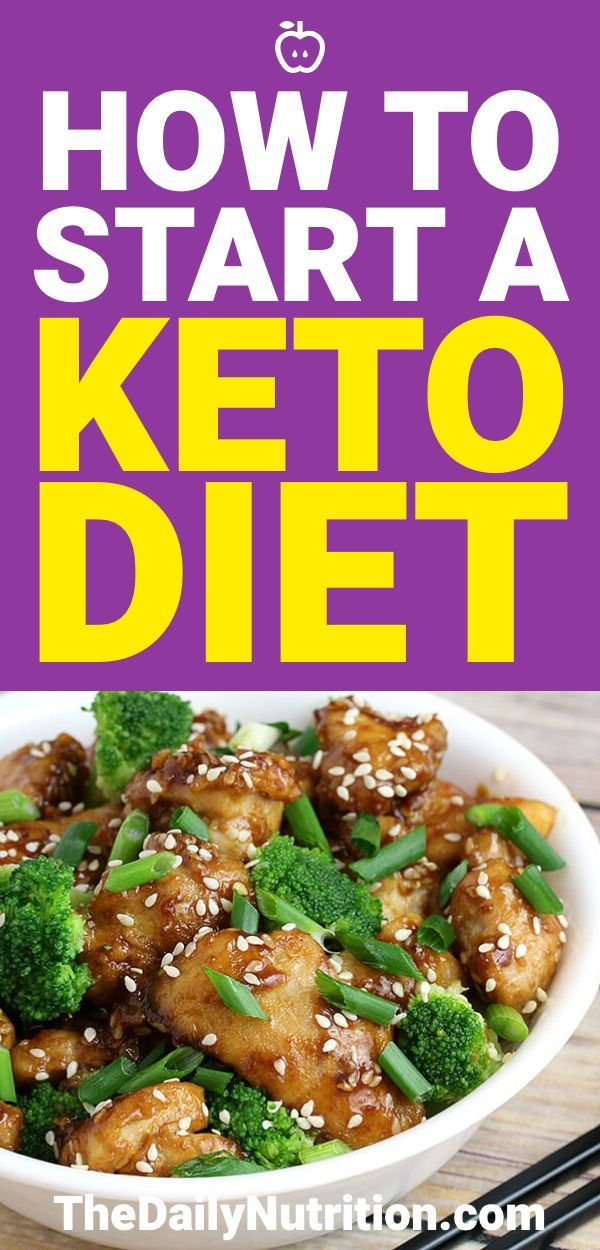 Starting the ketogenic diet the right way is going to set you up for success. He…