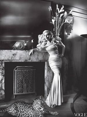 Scarlett Johansson Para Vogue
