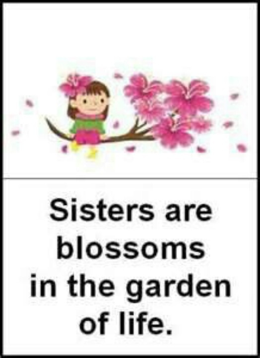 Sisters Angels Pinterest Sister Quotes Sisters And Love My Sister