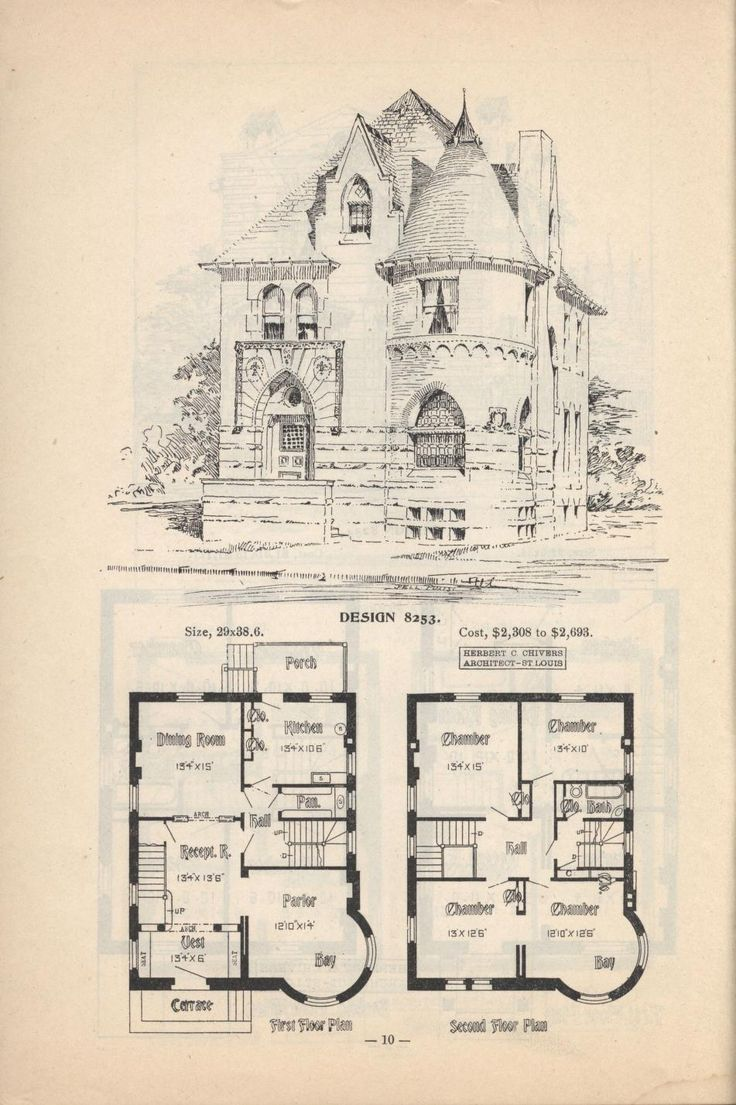 231 best historic house plans images on pinterest