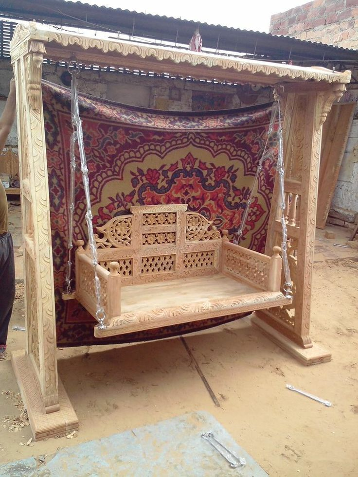 Indian Porch Swing