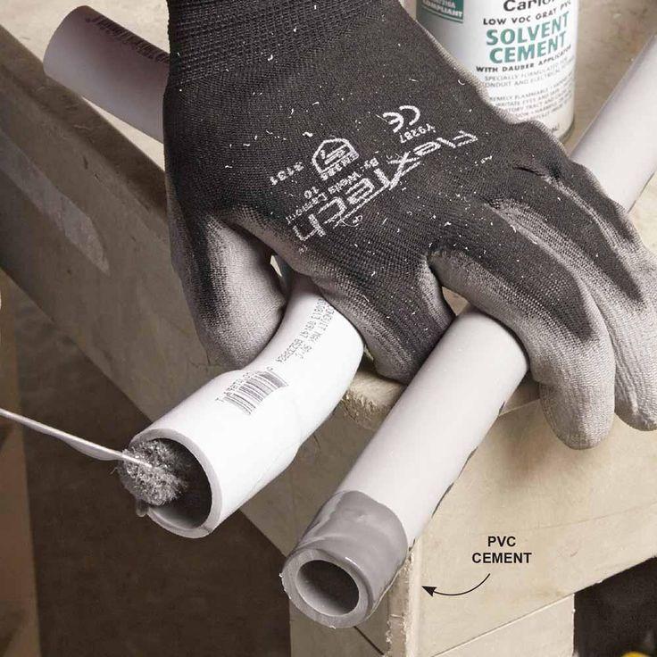 PVC Conduit Doesn't Need Primer - Installing PVC Conduit: http://www.familyhandyman.com/electrical/wiring/installing-pvc-conduit#5