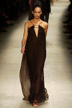 Lanvin Spring 2003 Ready-to-Wear Fashion Show - Alber Elbaz, Lindsay Frimodt