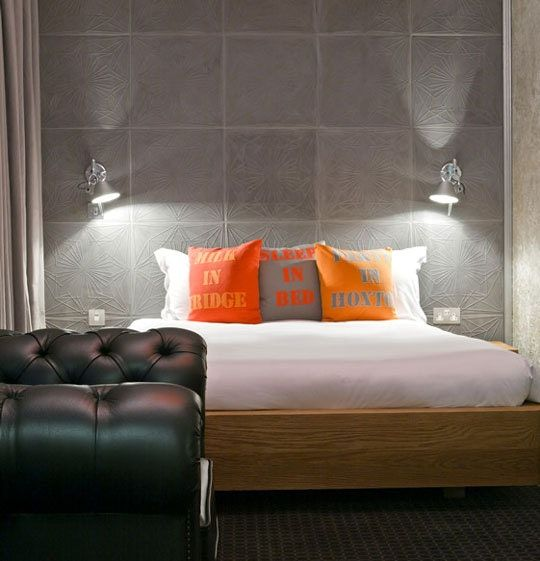 'East London' Theme Rooms at Hoxton Hotel