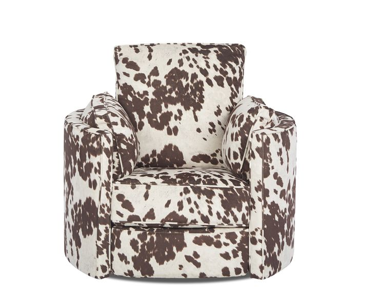 Udder Maddness Cow Reclining Swivel Accent Chair. 17 best Design Chairs images on Pinterest   Cool stuff  Master