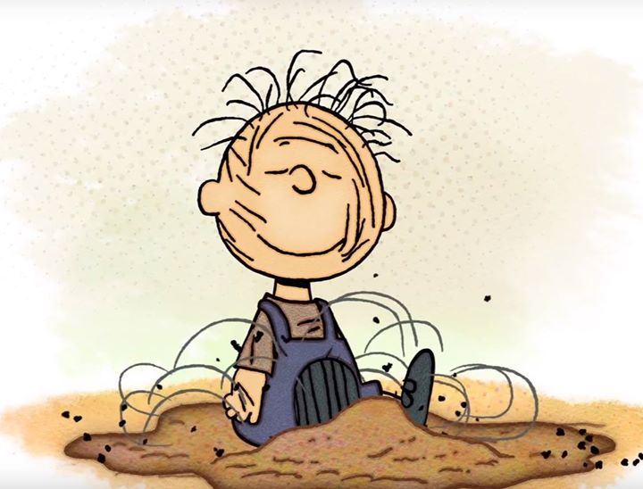 CollectPeanuts.com on Facebook - Pigpen explains to Charlie Brown his philosophy on being dirty. Watch the video here: https://youtu.be/g4RnVzVe2tY