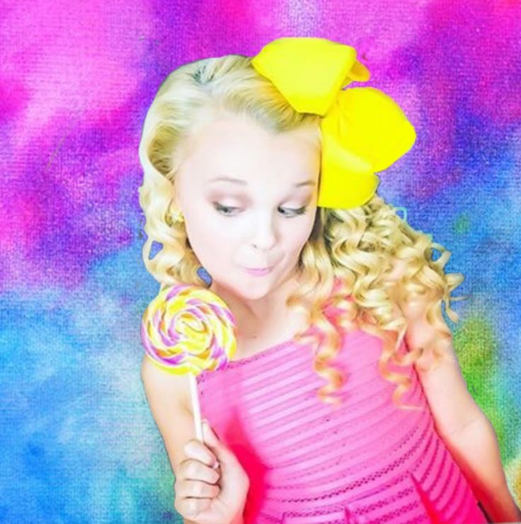 Jojo siwa icon by @annabe5dekker