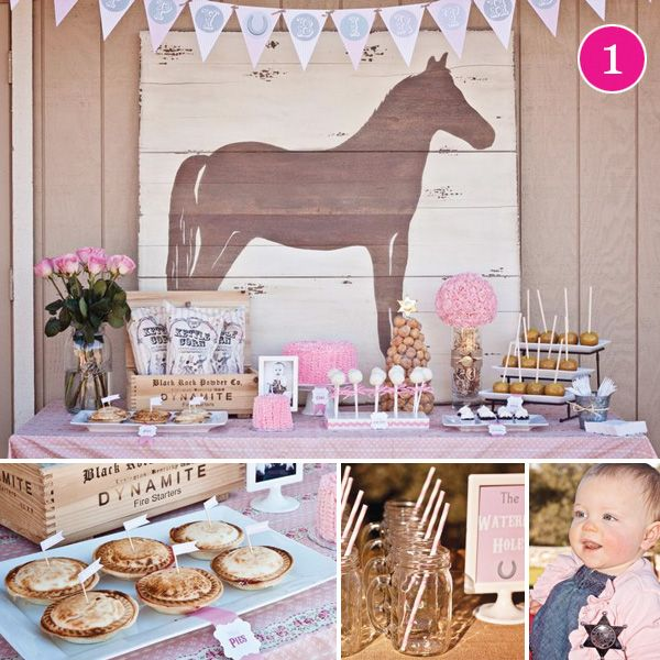 {Party of 5} Cowgirl Chic, Christening, L'Atelier, Holiday Fairy, & Trim a Tree