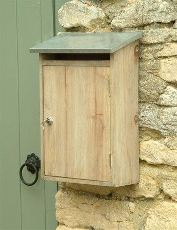 Post Box- Wooden