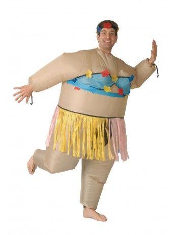 Disfraz Hawaiana Hinchable Divertido disfraz de hawaiano perfecto para despedidas, fiestas hawaianas o fiestas de verano. http://mercadisfraces.es/hinchables-o-inflables/disfraz-hawaiana-hinchable.html?search_query=hawaianos&results=63