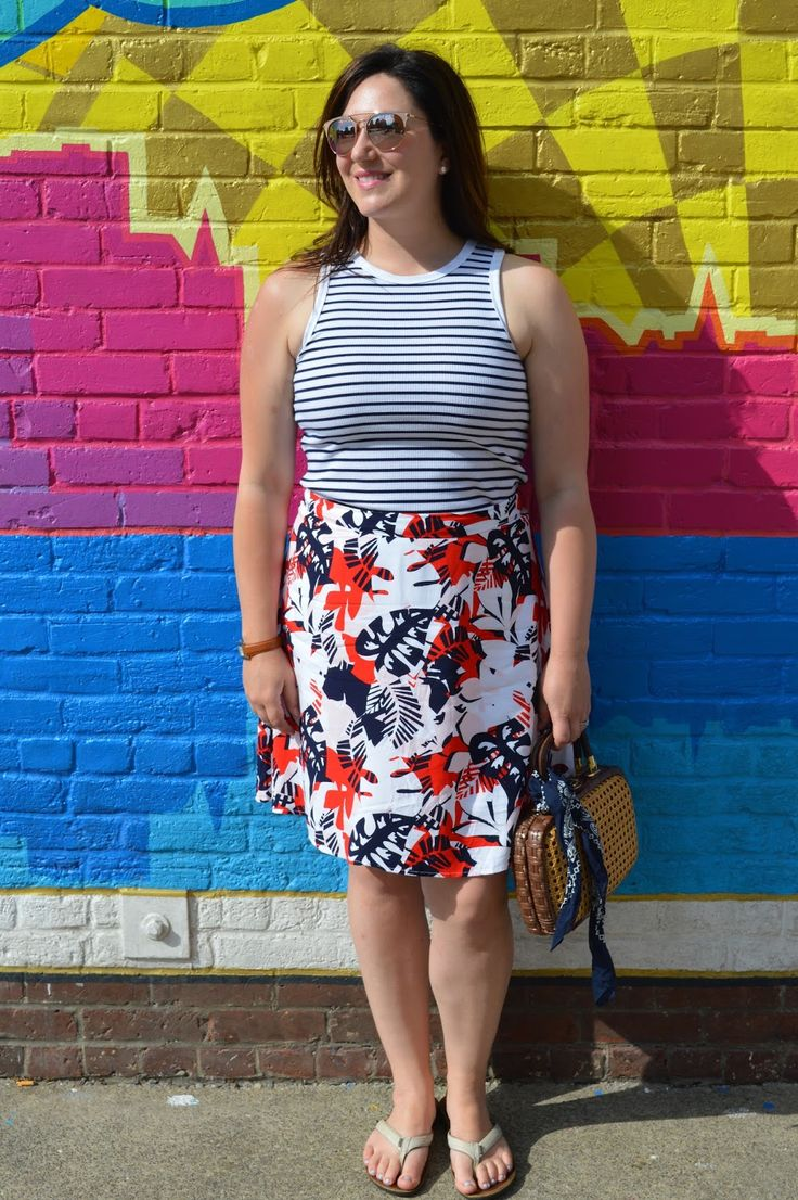 Stripes and pattern mixing in Buffalo