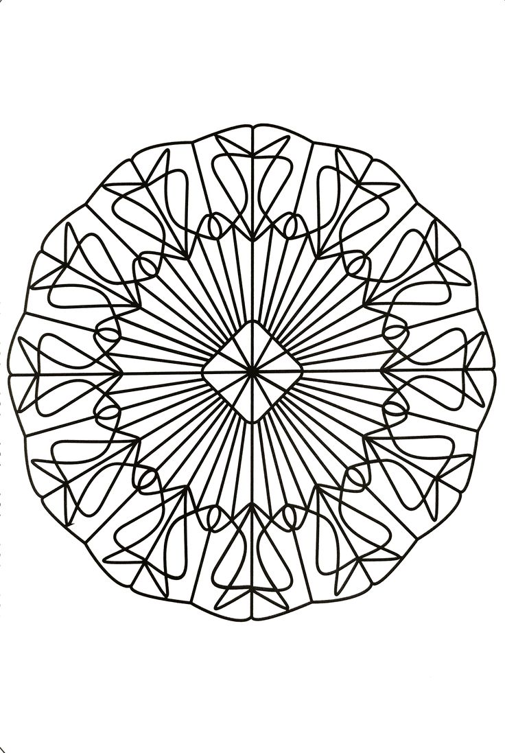 17 Best Images About Art Zentangle Coloring On Pinterest