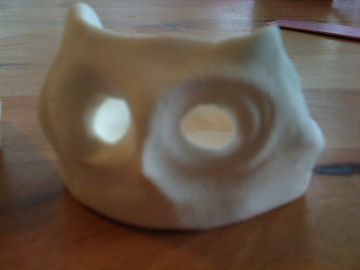 I'm really quite pleased with my little owl tealight; not only is he pretty cute, but I love playing with clay and this little guy can b...