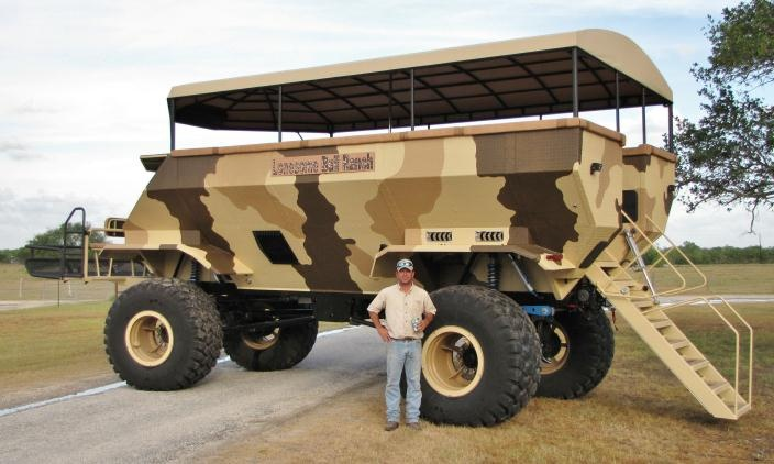 critter gitters | The Critter Gitter Hunting Vehicle