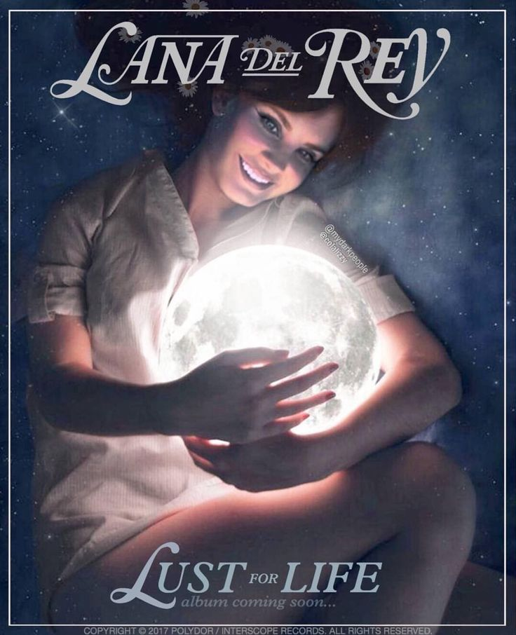 Lana Del Rey #Lust_For_Life coming soon!