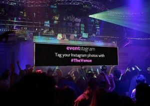 Want to get your nightclub's name out there? Choose a hashtag, and get ready for your client's to do your marketing for you!  www.eventstagram.com