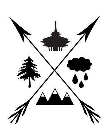 Seattle Tribute Tattoo 2