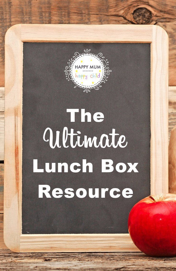 Look no further, this is your one-stop-shop for all things lunch box related. This is the ultimate lunch box resource.