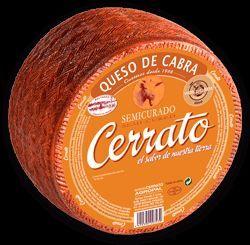 Cerrato Cabra, premiado con el Cheese Award Bronze 2014
