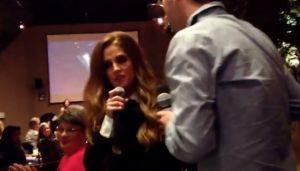 CJ Meets Lisa Marie Presley, Son Blake Wins Her Heart As Priscilla Watches [VIDEO]