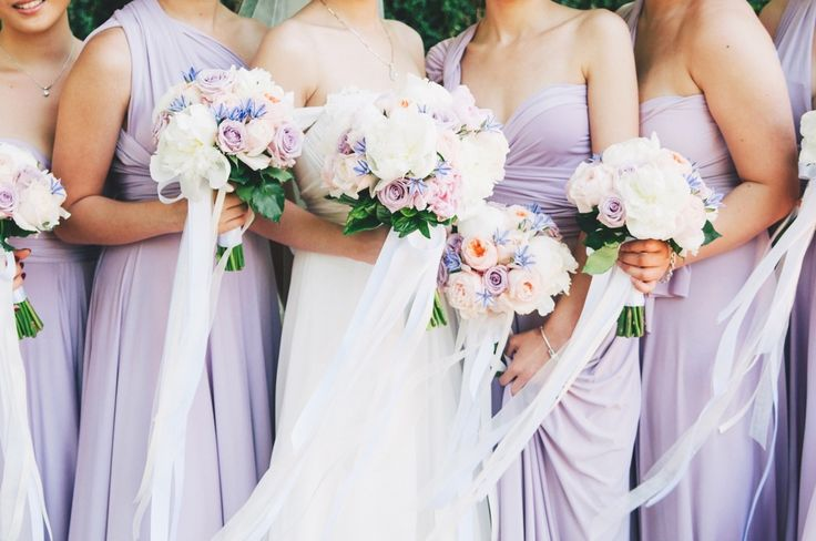 1000+ Ideas About Lilac Wedding Dresses On Pinterest