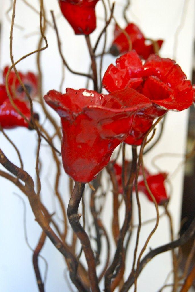 Les 25 meilleures images propos de fleurs sur pinterest - Idee de poterie ...