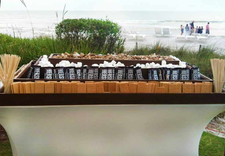 23 best images about wedding trend smores dessert table for Table 52 naples