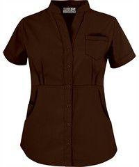 Solid Scrub Tops, Nursing Uniforms and Medical Uniforms at Uniform Advantage
