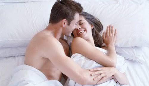 parejas sexualmente satisfechas