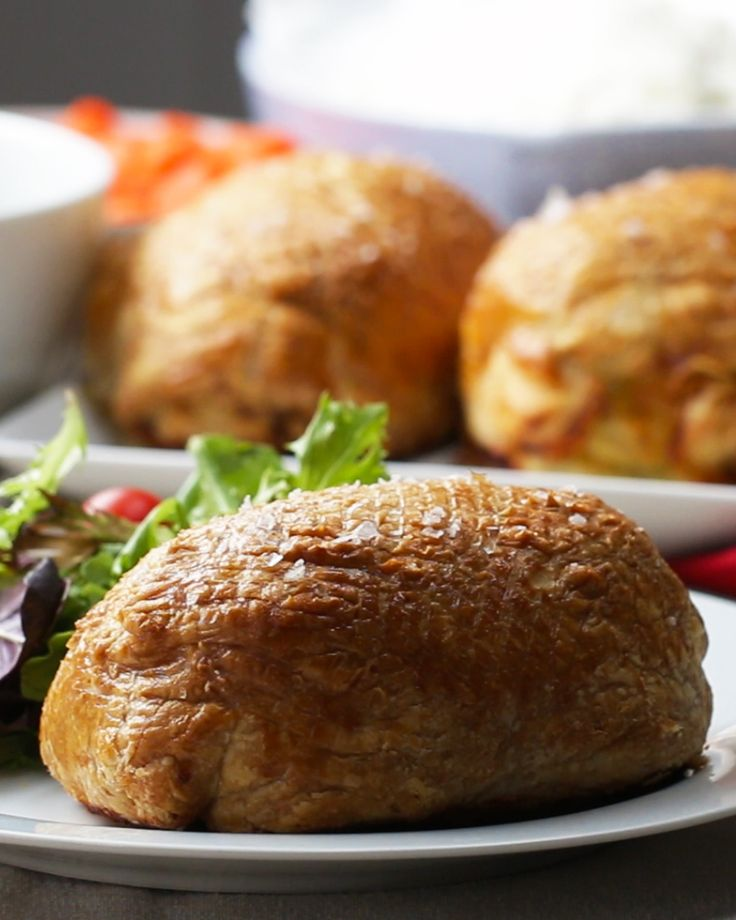 Chicken Cordon Bleu Bake Recipe by Tasty