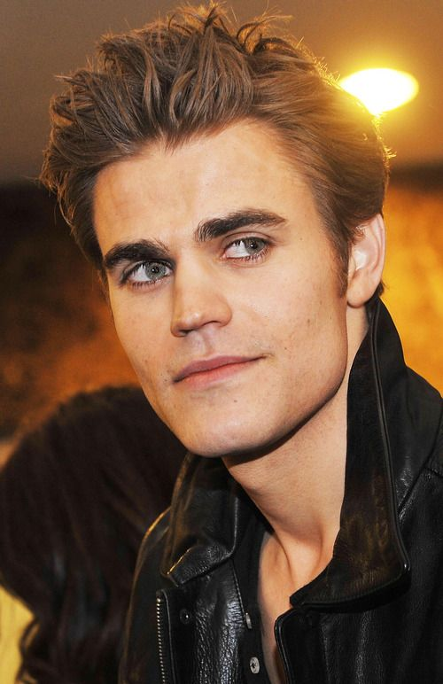 paul wesley - the vampire diaries