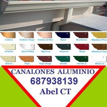 Canalones De Aluminio En San Pedro Del Pinatar 687938139