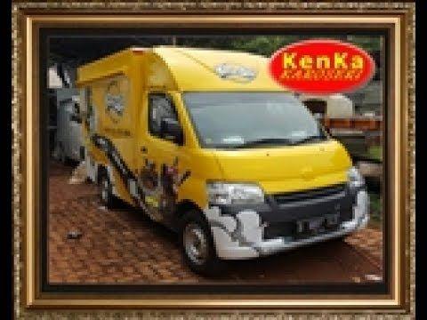 Pembuat Mobil Toko - Cafe - Resto - Promosi