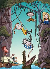 the Thornberrys famous for their televised wildlife studies