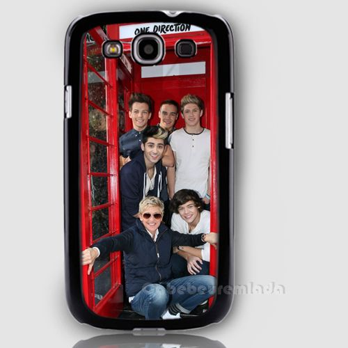 One Direction Red Police Box Samsung Galaxy S3 Case for sale ($24.00) - Svpply