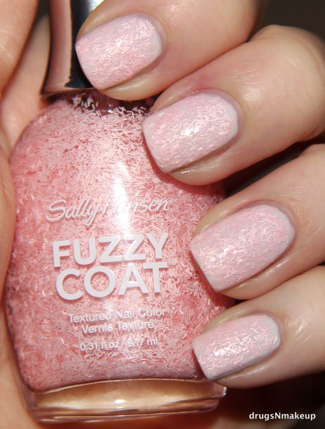 Sally Hansen Fuzzy Coat in Wool Lite | Nail polish I want ...