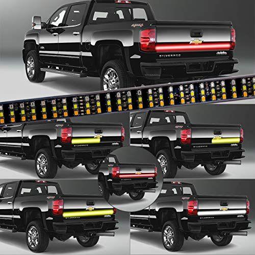 Kufung Led Truck Tailgate Light Bar Strip  60 Inch 3