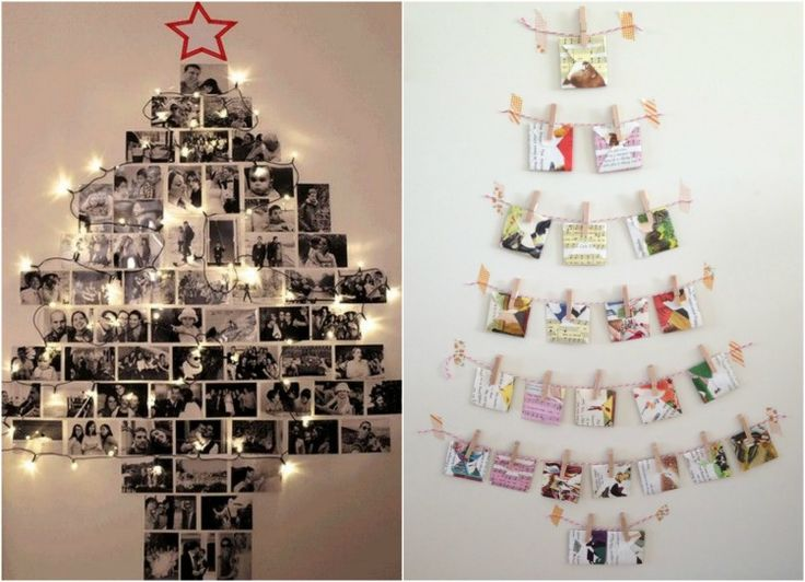 Arvore de Natal de fotos