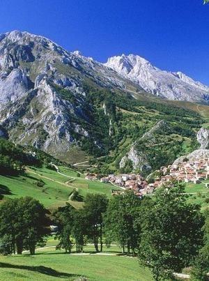 Astúrias  Picos de Europa Spain