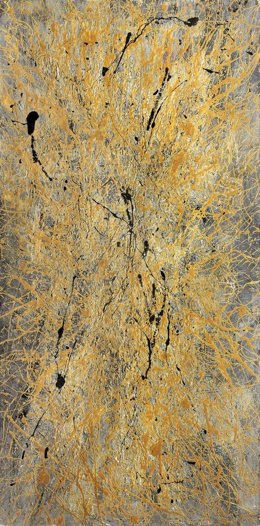 Untitled, 1961 Oil on canvas 76 4/5 × 37 4/5 in 195 × 96 cm