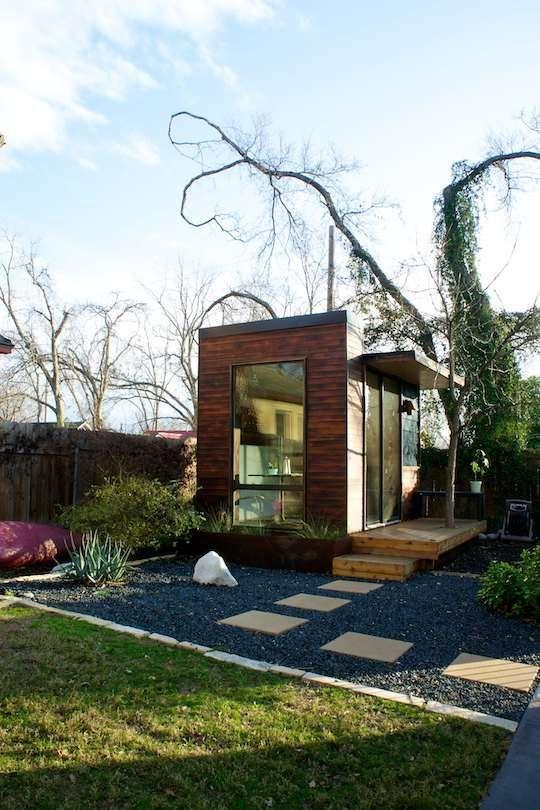 personal pod studios this backyard pod by sett studio provides