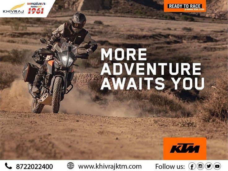 Ktm 390 Adventure Adventure Is What Makes Us Feel Alive Adventure Ktm Racing