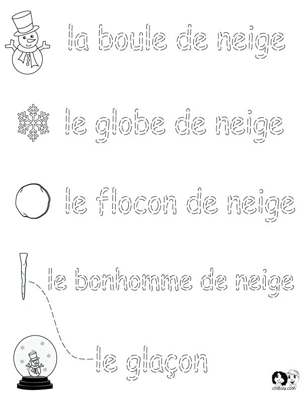English In Italian: 1000+ Images About French Worksheets For Children