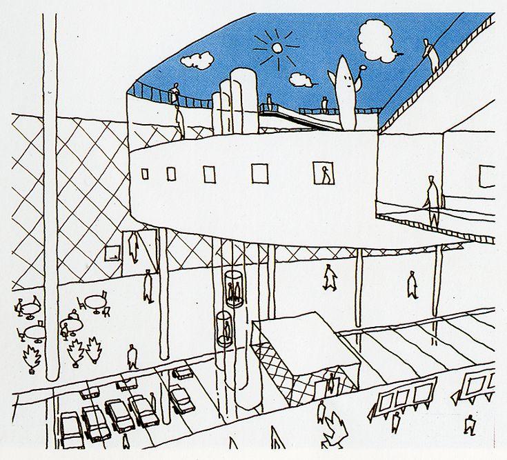 Kazuyo Sejima. Japan Architect 6 Spring 1992: 24 | RNDRD