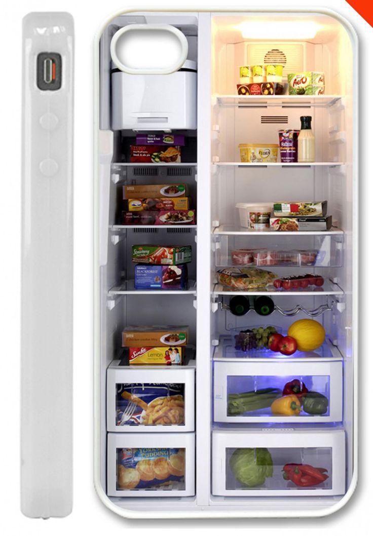 side my fridge freezer - white for iphone
