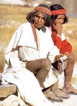 cultura yaqui   En Chihuahua visitamos a los rarámuris, los hombres de los pies ...