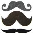 Moustaches - Chicken Rhythm